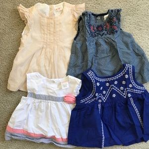 12month tops (baby)